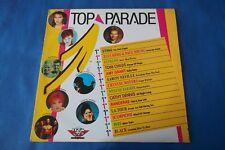 TOP PARADE VARIOUS ARTISTS STING ZUCCHERO LP 1991 POLYGRAM NUOVO