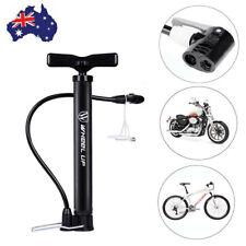 Portable Pumps Presta & Schrader Air Valve Balls Bicycle MTB Bike Pump Inflater