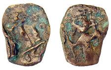 Constans Ii Follis Ae coin Byzantine Empire 641-668 Ad #V21