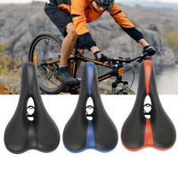 Universal Bicycle Gel Seat Cycle Bike MTB Saddle Mountain Sporty Soft Cushion US