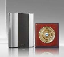 Friedland Libra+ Classic 100m Wireless Doorbell kit with Wireless Period Brass B