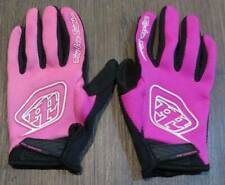 Troy Lee Designs Pink Air Gloves Youth Size M OK Pre-Owned Condition
