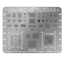 reballing stencil for iphone 8 iphone repair part direct heat bga ic reflow