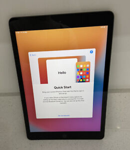 Apple iPad A2197-32GB-7th Gen-Wi-Fi 10.2in Space Grey,Hardly Used,Mint Condition