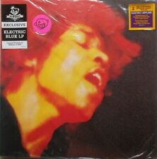 Electric Ladyland by Jimi Hendrix Experience (Electric Blue 2LP's)  Newbury NEW