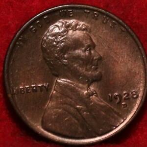 1928-D Denver Mint Copper Lincoln Wheat Cent