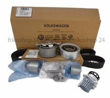 ORIGINAL Audi VW Zahnriemensatz 2.0TDI CR 03L198119E mit Wasserpumpe 03L121011GX