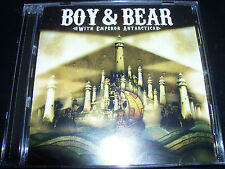 Boy & Bear With Emperor Antarctica CD EP – Like New