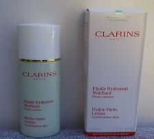 CLARINS Hydra-Matte Lotion, Combination Skin, 50ml, Brand New in Box!