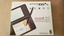 Nintendo DSi XL DISPLAY BOX ONLY! NO CONSOLE OR MANUALS Black Edition (See Pics)