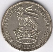 More details for 1929 george v one shilling | british coins | pennies2pounds