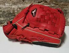 """Mizuno MVP Prime SE GMVP1200PSEF1 Softball Glove Red/Black 12"""" New Old Stock"""