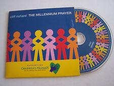 CD SINGLE 2 TITRES , CLIFF RICHARD , THE MILLENIUM PRAYER  . 1999 .