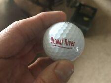 Dismal River Club Logo Golf Ball