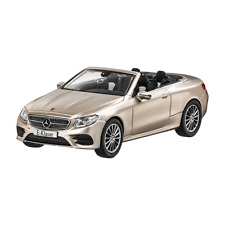 MERCEDES Benz A 238 CLASSE E Cabriolet ARGENTO 1:43 NUOVO OVP