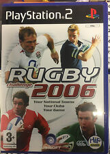 Rugby Challenge 2006 (PS2) PlayStation 2