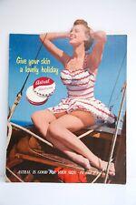 Rare Vintage Retro 1950s 1960s Astral Showcard Advert Sign Pop Op Art 55cm high