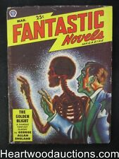 Fantastic Novels March  1949 George Allan England