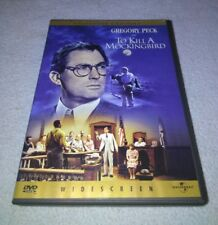 To Kill a Mockingbird (DVD,  Widescreen Collectors Edition) *RARE oop