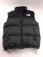 Vintage 90s North Face Nuptse 700 Down Vest Size Large Black