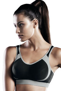 Anita *Active* Extreme Control Non-wired Sports Bra 5527 Black or White