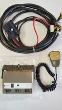 Ge Mastr Ii control head, cable, microphone accessories Nice condition as-is
