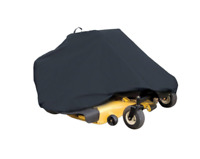 "Zero-Turn Riding Mower Cover 60"" Decks Sun Rain Protection John Deere Cub Cadet"