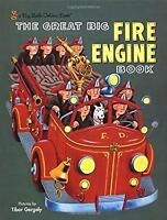 The Great Big Fire Engine Book Hardcover Tibor Gergely