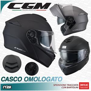 CASCO MODULARE APERTO 2021 OMOLOGATO CASCHI PROTEZIONE MOTO SCOOTER UOMO DONNA