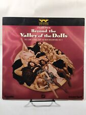 Beyond The Valley Of The Dolls LaserDisc Movie (1970)