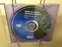 Genuine BMW On-Board Navigation System DVD Disc Version 2003-2 S0001-0070-309-US