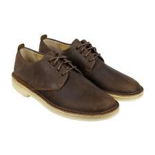 Chaussures décontractées marron Clarks pour homme
