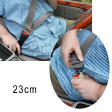 23cm Adjustable Car Seat Seatbelt Safety Belt Extender Extension Buckle 3 Colors