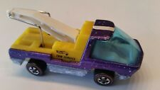 1970~REDLINE~ TOW TRUCK ~HOT WHEELS~LOOSE~ORIGINAL~RARE~VHTF~ COLLECTIBLE