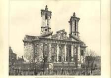 1909 St John The Evangelist, Late Renaissance Church, Westminster