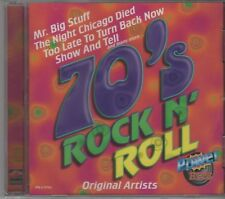 70's Rock 'N' Roll Various Artists CD Aug-1998 Power Hits