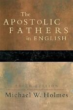 The Apostolic Fathers in English (2006, Paperback)
