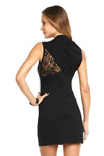Women's Tart Collections Adelia Dress In Black Size S