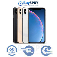 Apple iPhone XS 🍎 64 256 512 GB-Mobile AT&T completamente Verizon T Desbloqueado
