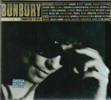 2 CD SET ENRIQUE BUNBURY ARCHIVOS VOL. 1 TRIBUTOS Y BSOS BRAND NEW SEALED