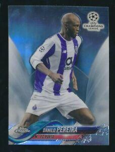 2017-18 TOPPS CHROME UEFA REFRACTOR 65 Danilo Pereira - FC Porto