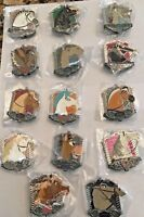 Disney pin 122872 WDI - Majestic SteedsComplete 14 pin set  SOLD OUT