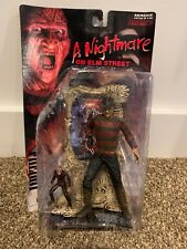 McFarlane FREDDY KRUEGER A Nightmare on Elm Street Movie Maniacs 1 *NEW* 1998