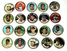 1964 MLB Cap All Stars - Lot of 20