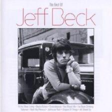 JEFF BECK - BEST OF - GREENSLEEVES TALLYMAN UVM CD 16 TRACKS BLUES/HARD ROCK NEW