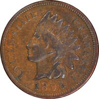1895,1c, Indian Head Cent, Collectors Coin