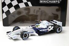 1:18 Minichamps BMW Sauber C24B Heidfeld Test Valencia