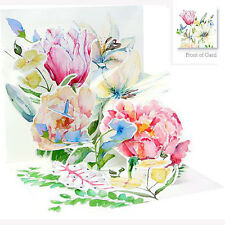 Up With Paper - WATERCOLOR BOUQUET - #UP-WP-1126