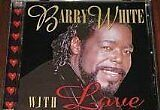 WHITE Barry - With Love - CD Album