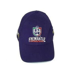 Vintage Fremantle Dockers Hat Old Logo  2000s subway  supporting grass roots